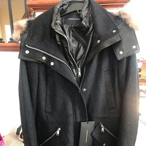 Andrew Marc brand new jacket. Size 10